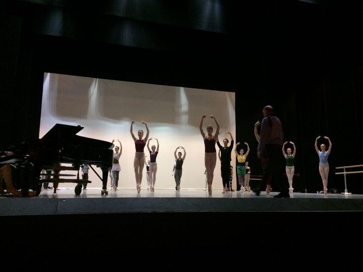 Morgentræning - Den Kongelige Ballet
