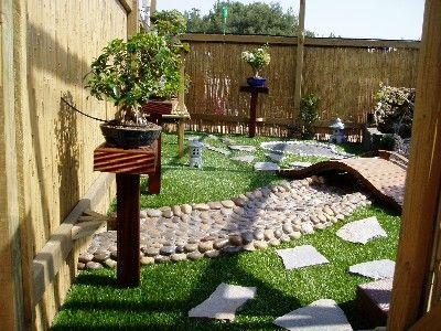 Mi peque o jardin for the home pinterest ideas and deco - Ideas para jardin pequeno ...