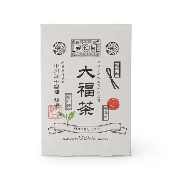 大福茶|中川政七商店 暮らしの道具|中川政七商店公式通販