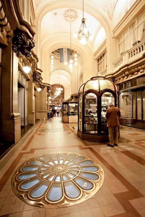 Palacio Barolo, Buenos Aires.