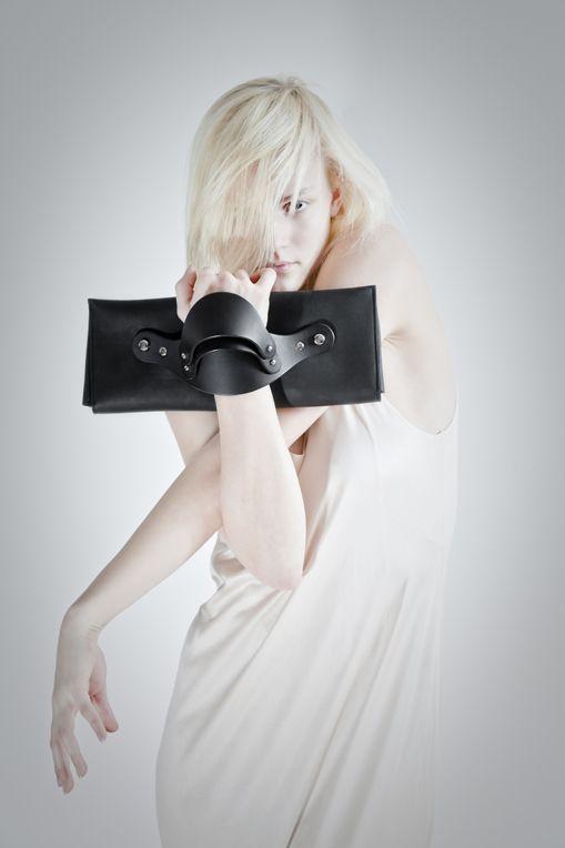 Cuff purse.                                        LOVE!!!