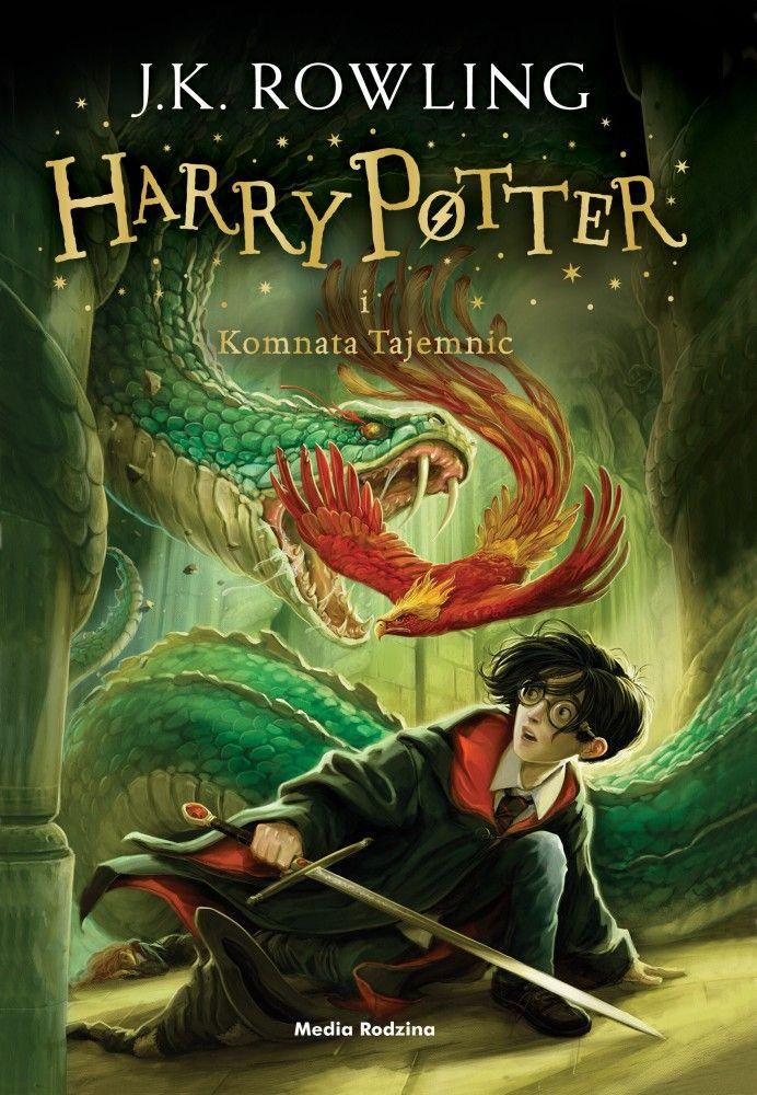 J.K.Rowling - Harry Potter i Komnata Tajemnic
