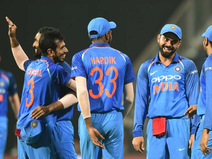 India Won 1st T20 Match By 53 Runs & Lead T20 Series by 1-0
