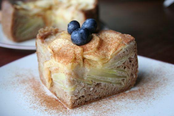 Appeltaart zonder suiker met 90% appel - Le Bonbon Franc
