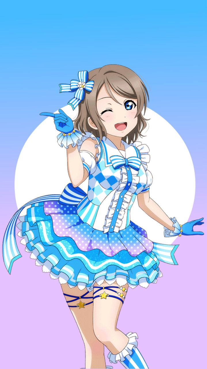 Watanabe You Edit by xSachiyo