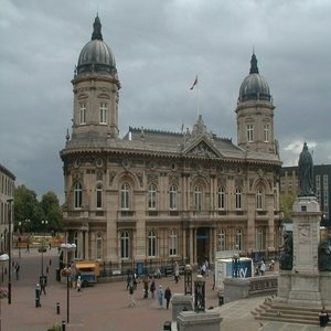 Hull Maritime Museum, formerly the town docks office