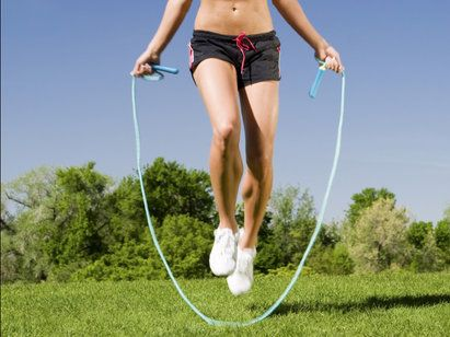 No One Beat Ed at Jump Rope during the December Challenge | nutritionw