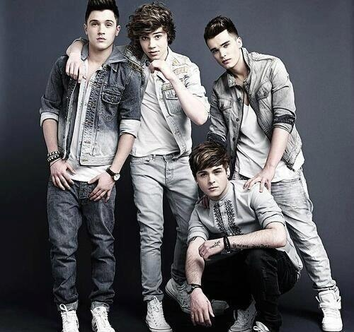 Union J. George, though... <3