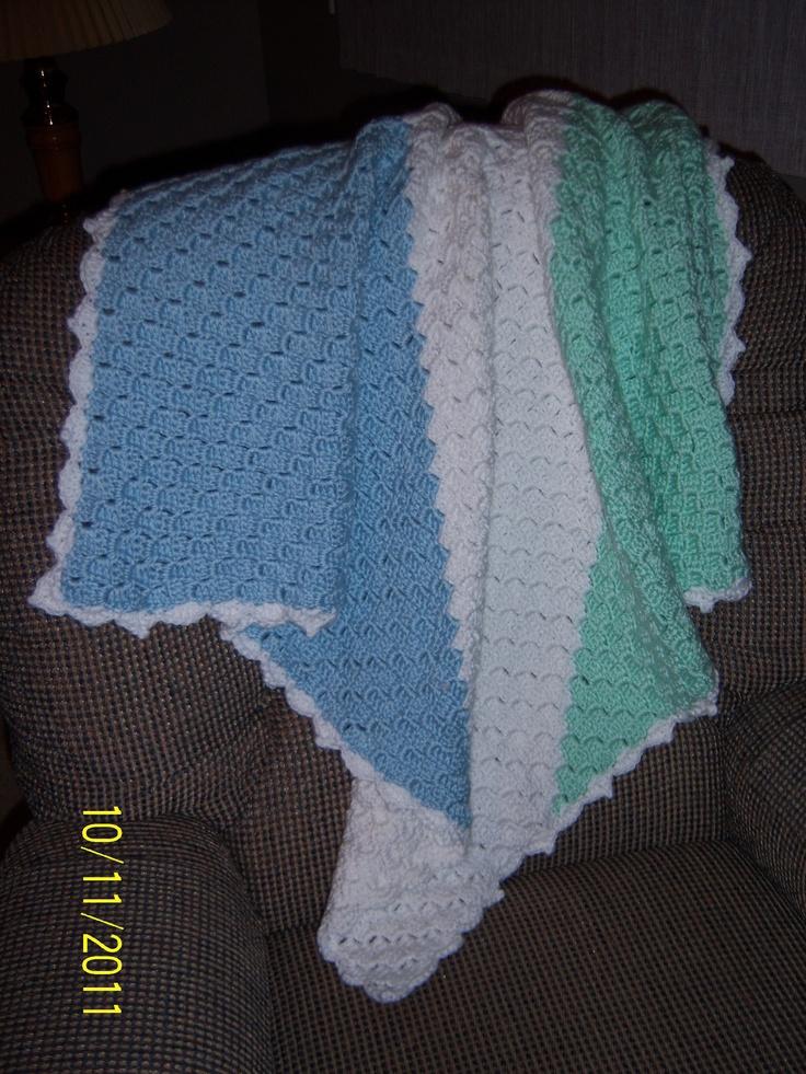 Baby Corner To Corner Afghan Things I Ve Crocheted