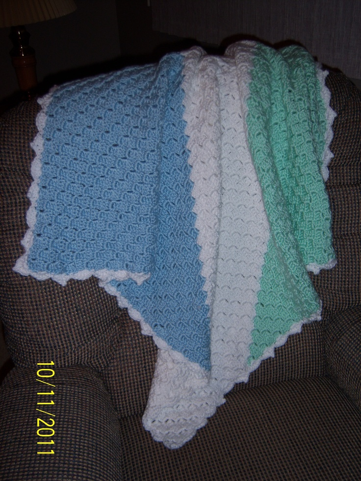 Easy Crochet Blanket Free Granny Squares