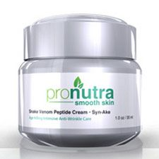ProNutra Snake Venom Peptide Cream Review - The Best Scientific Advance Solution For Achieving Younger-Looking Skin