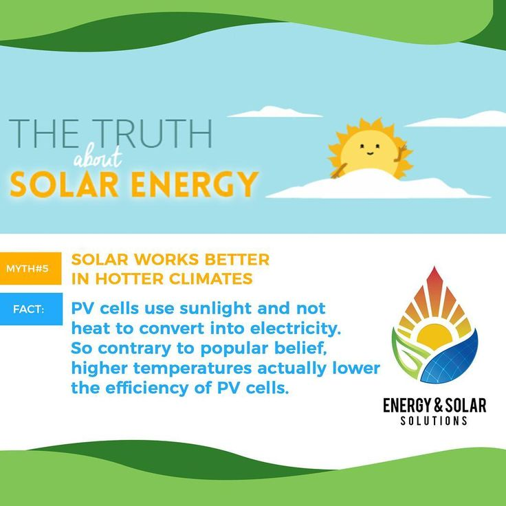 FACT#5: Solar panel uses sunlight not heat Like & Follow us at Energy & Solar Solutions  and Catch some more exciting facts about solar energy  #solar #energy #panels #solarpanels #solarenergy #sunpower #energysaver #environment #solarpanelinstallation #sun #gosolar #gogreen #earth #good #planet #cleanliving #future #renewableenergy #cleanenergy #renew #reuse #recycle #savetheplanet