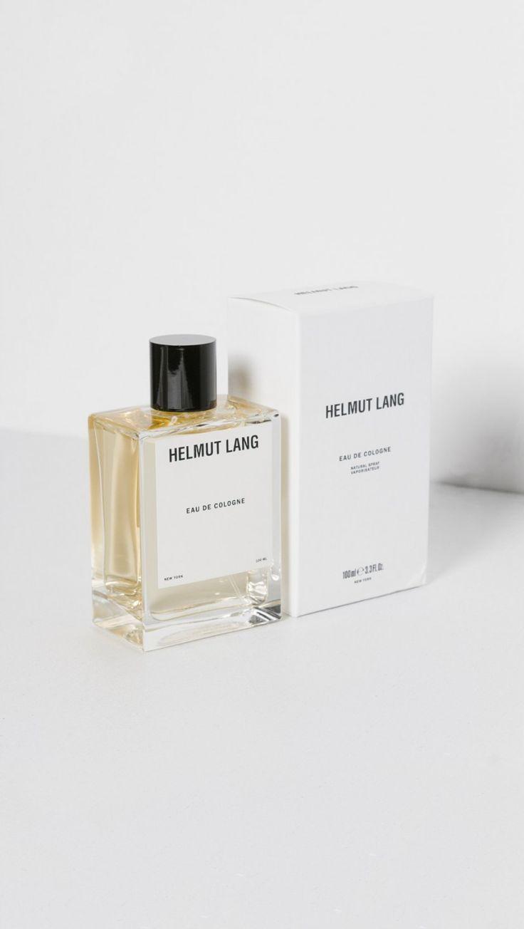 Helmut Lang Eau De Cologne | The Dreslyn