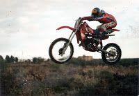 Derbi RC 125cc. Piloto Mianca
