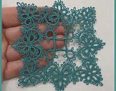 Free Tatting Patterns Beginners - Bing Images. Auntie Clarice was a tatting guru