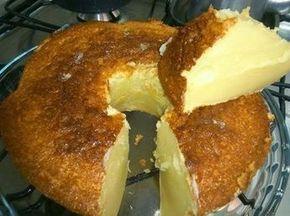 BOLO DA MOÇA! Há quem não goste por causa da sua aparência de bolo solado. Quem nunca experimentou, por simples preconceito, não sabe o que está pe...