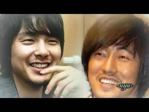 Park yong Ha So jisub - friend - - YouTube