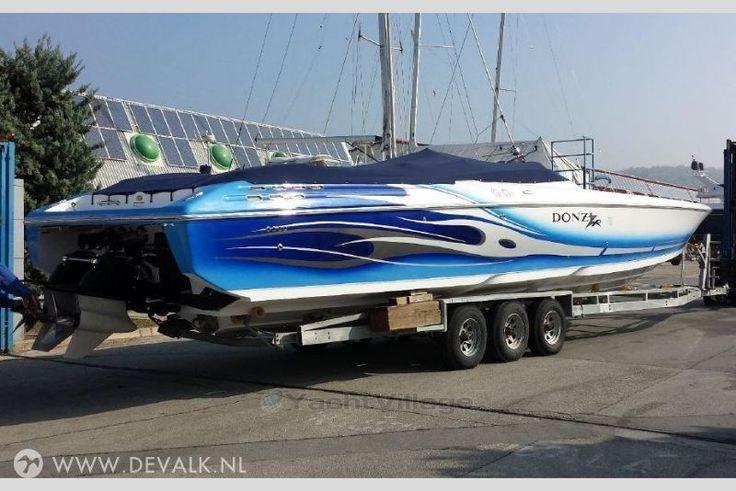 Donzi Marine Donzi 43 Zr (2008) - 145.000 €