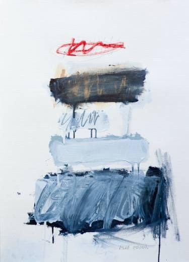 "Saatchi Art Artist sylvia mcewan; Painting, ""ABSTRACT no 4"" #art"