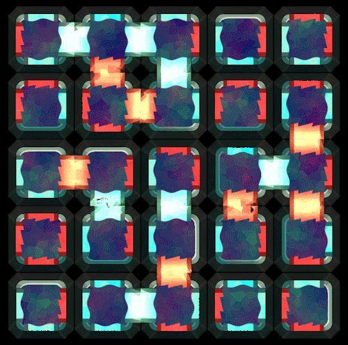 Puzzle design in progress