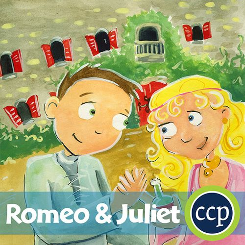 A Literature Kit for the novel Romeo & Juliet written by William Shakespeare.