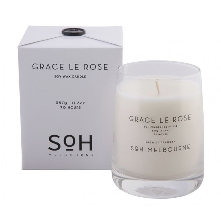 We may be mourning the end of series six of Suits but at least we can still be 'Lit Up' with our SOH 'Grace Le Rose' Candle😉✖