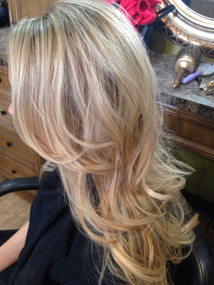 9 best back to blonde images on pinterest hair blondes and platinum and light gold highlights heavy weaved on light natural ash base hair colourhair color highlightsblonde pmusecretfo Image collections