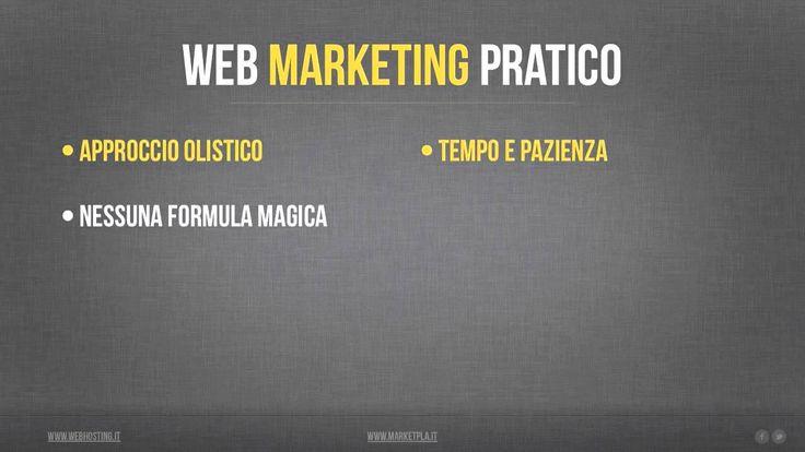 Corso Web Marketing Pratico (00): introduzione al corso sul Web Marketing