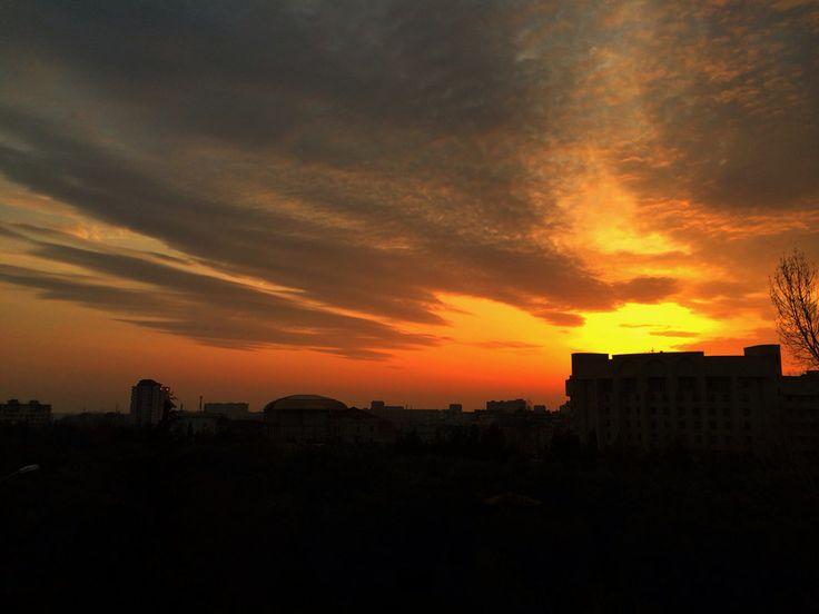 Photo Sunrise, (Baku), by İlham hacizade on 500px
