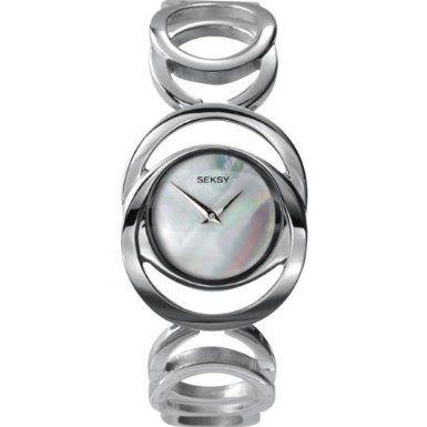 Seksy - 4417 - Montre Femme - Quartz - Bracelet Acier inoxydable