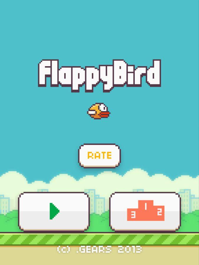 #Android Flappy Bird un nuevo y adictivo juego disponible en el Play Store. - http://droidnews.org/?p=1396 www.flappybirds.co.uk