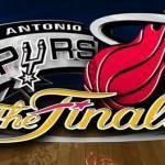 Miami Spurs: Game 7, 2013 NBA Finals, SA Spurs v Miami Heat Take Twitter
