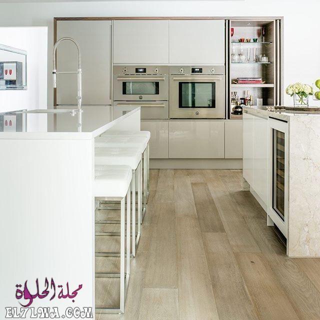 ديكورات مطابخ 2021 صور مطابخ سوف نتعرف سوي ا عبر هذا المقال على ديكورات مطابخ 2021 يعد المطبخ من أهم American Kitchen Design Custom Kitchen Cabinets Kitchen