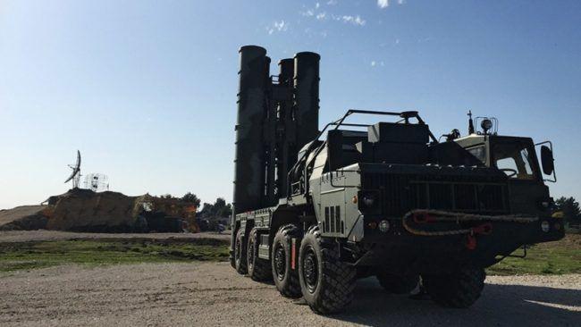 Rusia siagakan anti-rudal S-400 permanen di Crimea