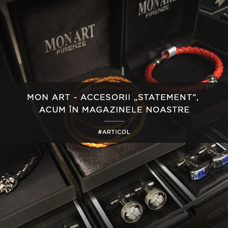 #MonArt, un brand cu accesorii unice, acum în magazinele #Cozacone! http://bit.ly/Mon_Art_Cozacone