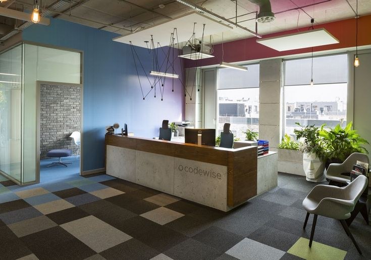 People-Friendly Office: Codewise in Cracow, Poland