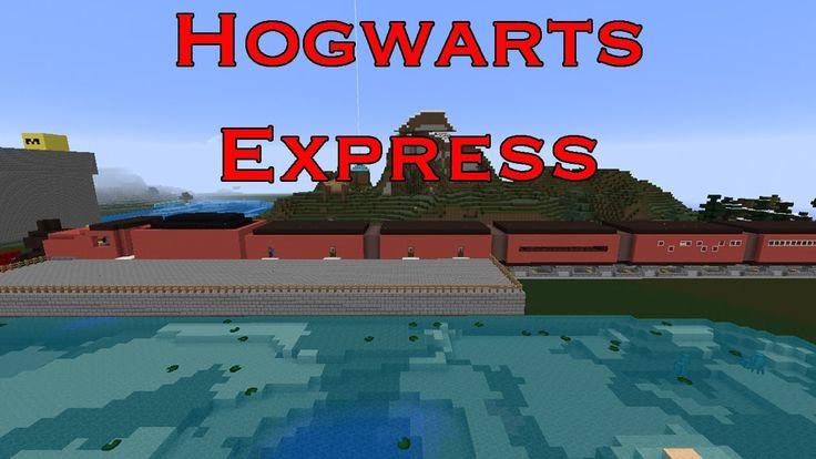Minecraft Hogwarts Express