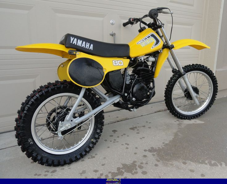 1981 yz 80 classic dirt bikes pinterest dirt biking motocross and dirtbikes. Black Bedroom Furniture Sets. Home Design Ideas