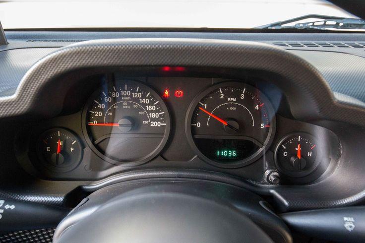 Jeep Wrangler 2.8CRD Sport (3p) (177cv) 2007 (Diésel) -  15