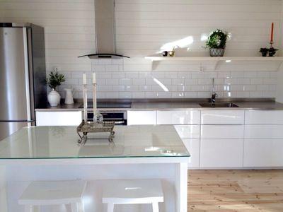17 besten küche Bilder auf Pinterest Küchen ideen, Ikea küche - ikea küchen beispiele