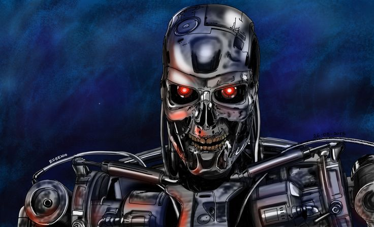Terminator by Eugenio Folatre