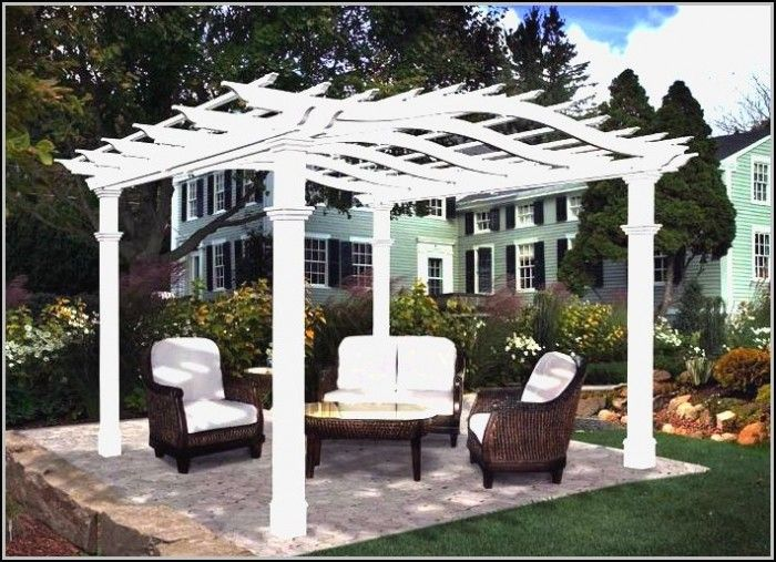 Detached covered patio ideashome furniture design patios for Detached covered patio plans