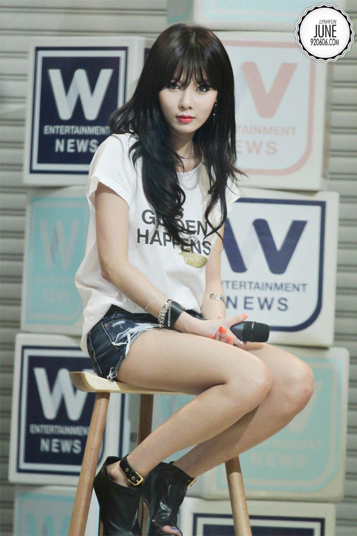 4Minute HyunA~   OMGOMG I LOVE HYUNA * DIES FROM THE ULTRA SEXYNESS* `qq..