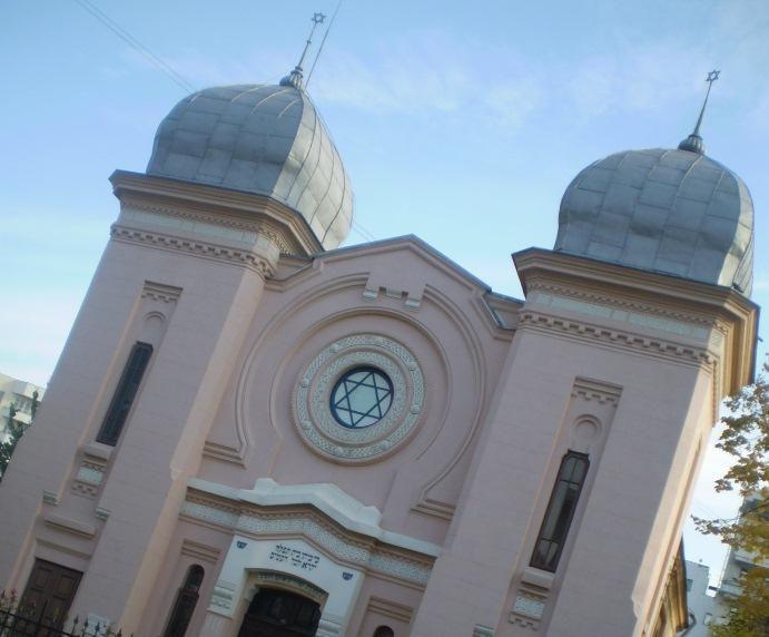 Sinagoga Beth Israel, din Ploiesti - Pelerinaje - Femeia Stie.ro