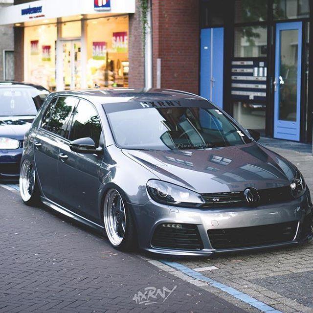 VW Golf MK6 R