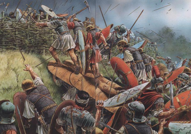 Markomannen vs Rom