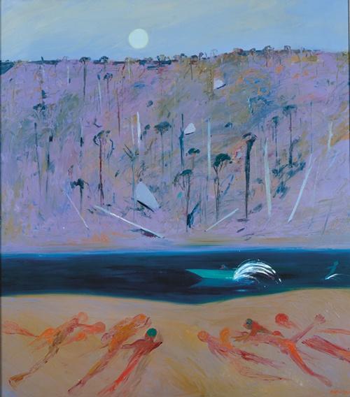 Arthur Boyd. Australia.
