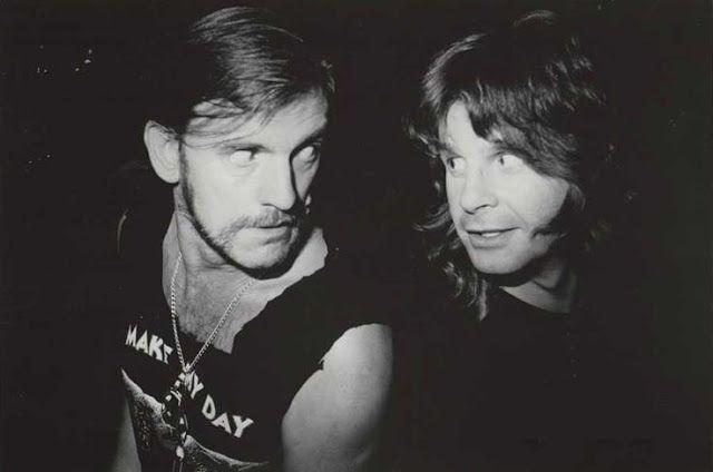 """HeadbangerVoice: """"Lemmy era meu herói"""", diz Ozzy"""