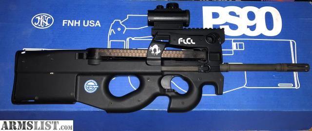 Ps90 For Sale >> For Sale Fn Ps90 Guns Grand Rapids Michigan Michigan Guns
