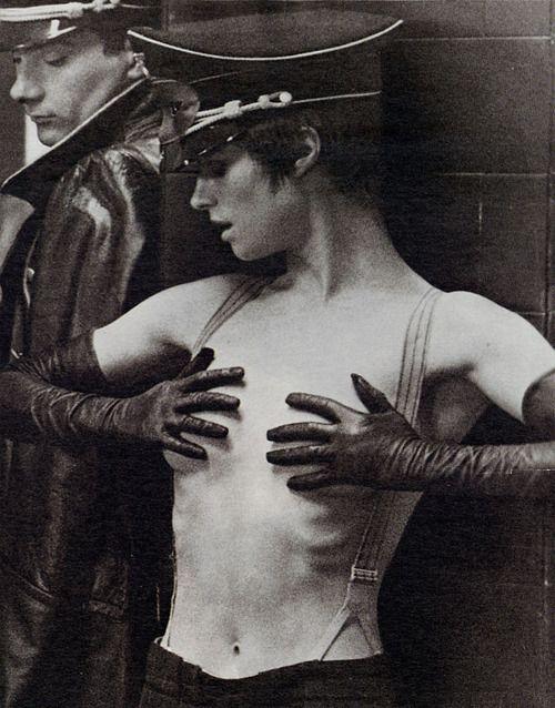Il Portiere Di Notte aka The Night Porter (1974) Charlotte Rampling